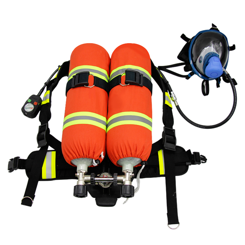 KL99B Double Bottle Self-contained Breathing Apparatus